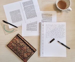 books, inspo, and notes image