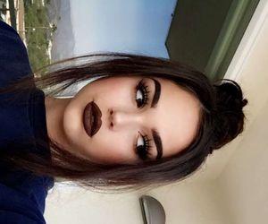 make up and selfie image