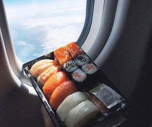food, sushi, and beautiful image