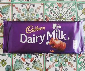 cadbury, chocolate, and chocolate bar image