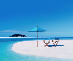 beaches, paradise, and beachlife image