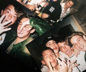 instagram, camerondallas, and taylorcaniff image