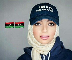 Libya, benghazi, and libyan girls image