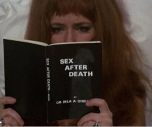 book, sex, and after death image