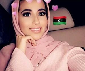Libya, tripoli, and arab girl image