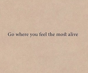 quotes and alive image