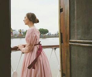balcony, ship, and victorian image