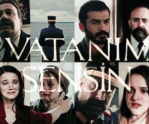 season 2, miray daner, and vatanım sensin image