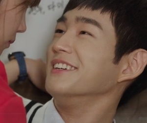 korea, oppa, and smile image