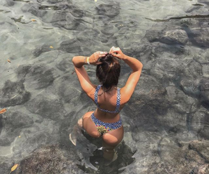 bikini, body, and br image