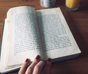 books, coffee, and lolita image