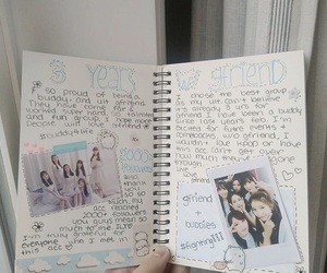 journal, kpop, and sowon image