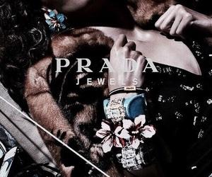 theme, dark, and Prada image