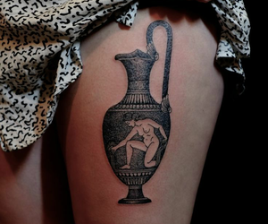 tattoo, egypt, and history image