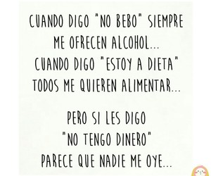 alcohol, alimento, and dinero image