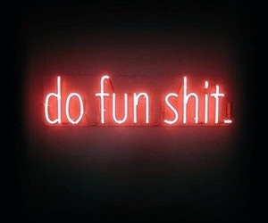 fun, quotes, and red image