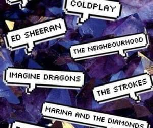 coldplay, ed sheeran, and imagine dragons image