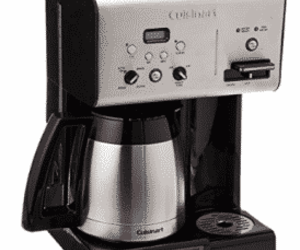 cuisinart coffee maker image