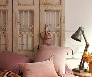 home and pink image