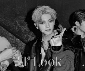 kpop, ty, and taeyong image