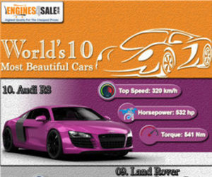 infographic, beautiful cars, and most beautiful cars image