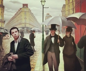 art, funny, and victorian image