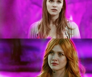 teen wolf, clary fray, and holland roden image
