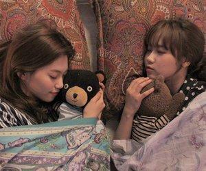 yoojung, doyeon, and kim doyeon image