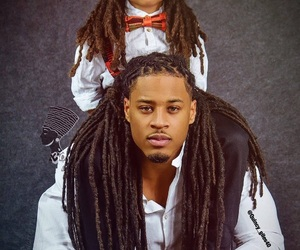 dreads, male model, and yummm image