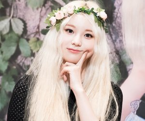 jinsoul, loona, and aesthetic image