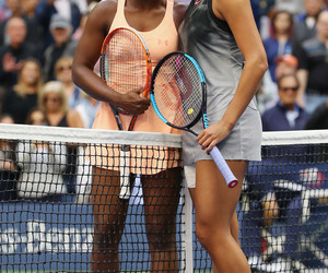 tennis, us open, and madison keys image