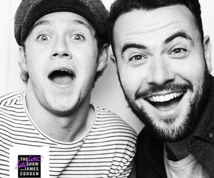 happy, smile, and niall horan image