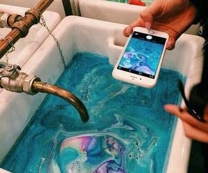 bath, beautiful, and love image