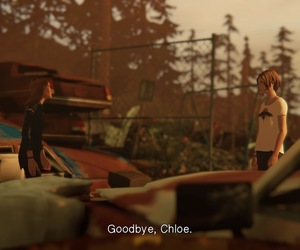 before the storm, chloe price, and couple image
