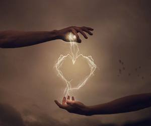 electric love and that spark image