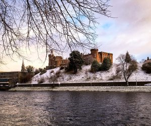 castles, uk, and outdoors image