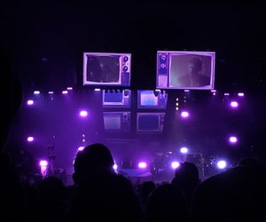 aesthetic, concert, and kings of leon image