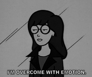 Daria, emotions, and quotes image