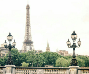 green, theme, and paris image