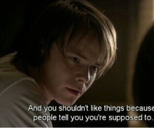 stranger things, quotes, and series image