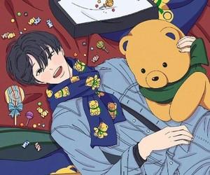 bear, exo, and fanart image
