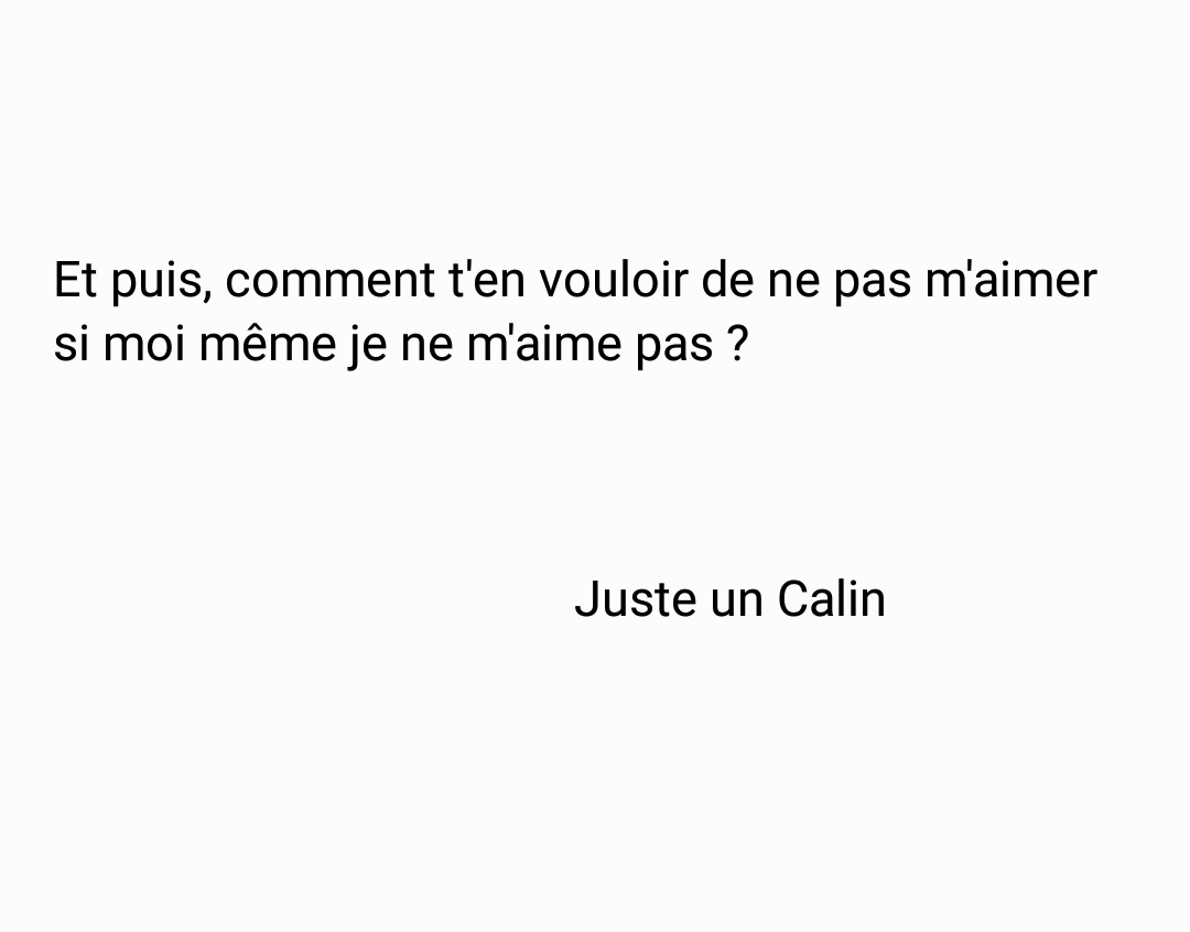 Comment Discovered By Juste Un Calin On We Heart It
