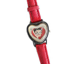 etsy, bettyboop, and watch image