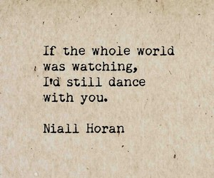 quotes and niall horan image
