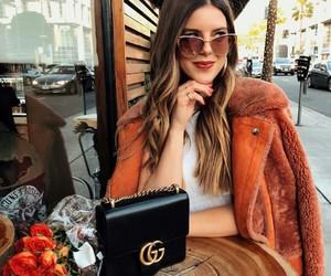 fashion, jacket, and shades image