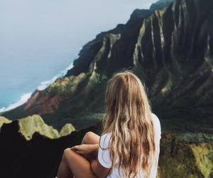 freedom, girl, and hawaii image