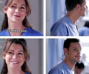 alex and grey's anatomy image