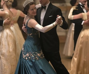 the crown, matt smith, and netflix image