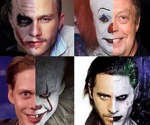clowns, fear, and horror image