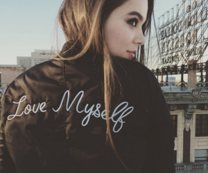 hailee steinfeld and love myself image